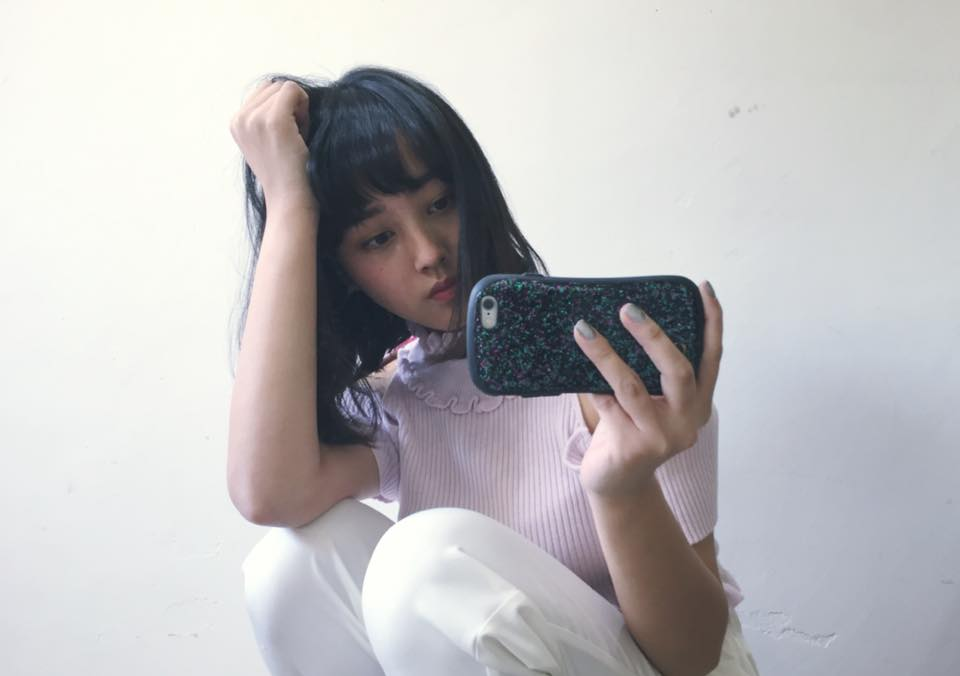 Honey mi Honeyのオフショルニット♡