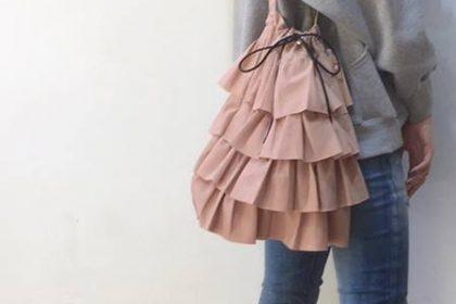 洋服だけじゃないバッグにもこだわりを♪casselini☆
