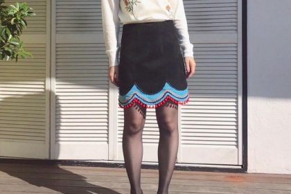 STAFF着回しリレーPART.3 >>Saki's COORDINATE♡