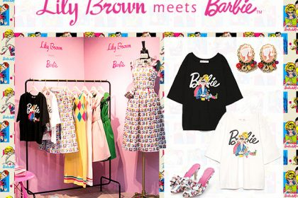 Lily Brown×Barbie♥プレオーダーSTART✔