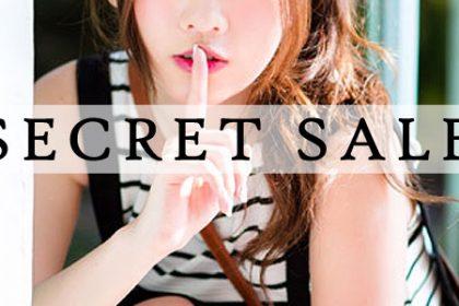 期間限定 Secret SALE 開催!!! 対象ブランド Snidel Lily Brown♥