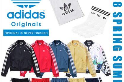 adidas Originals 2018 S/S 新作入荷!