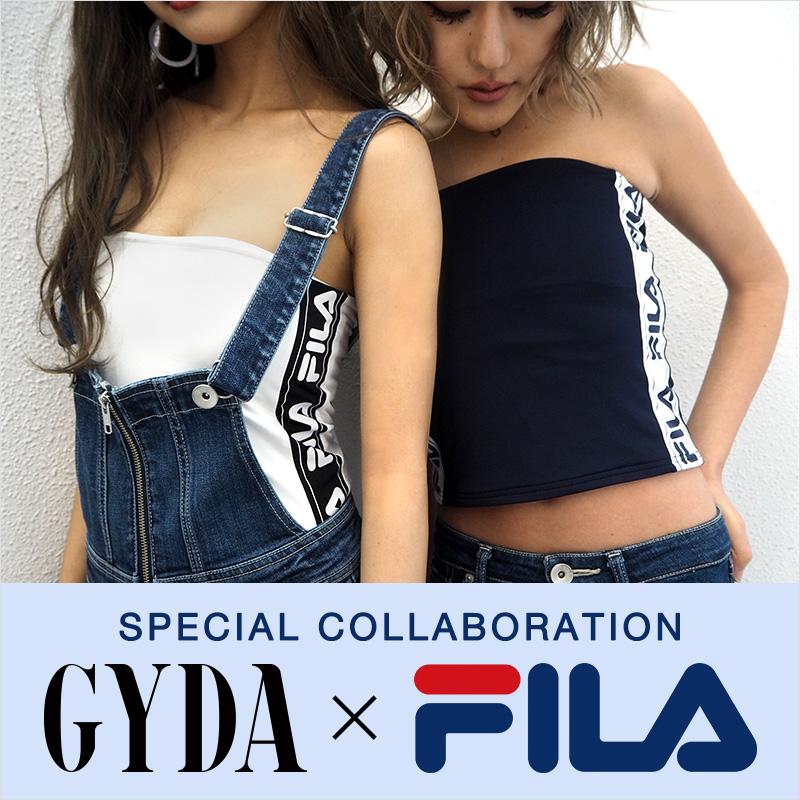 『GYDA×FILA』SPECIALコラボ!先行予約開始♥