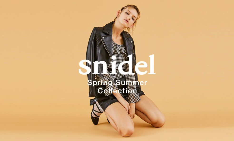 snidel 2018 SS 2nd Collection PREORDER★