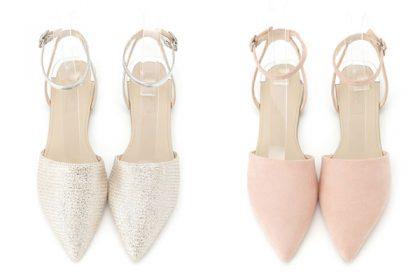 おしゃれは足元から♪新しい靴で春夏を迎えましょう