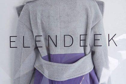 【ELENDEEK】上質かつデザイン性もあるエレンディークのアウター先行ご予約開始!