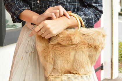 バッグから始める秋準備。今年のトレンドアイテムをご紹介。